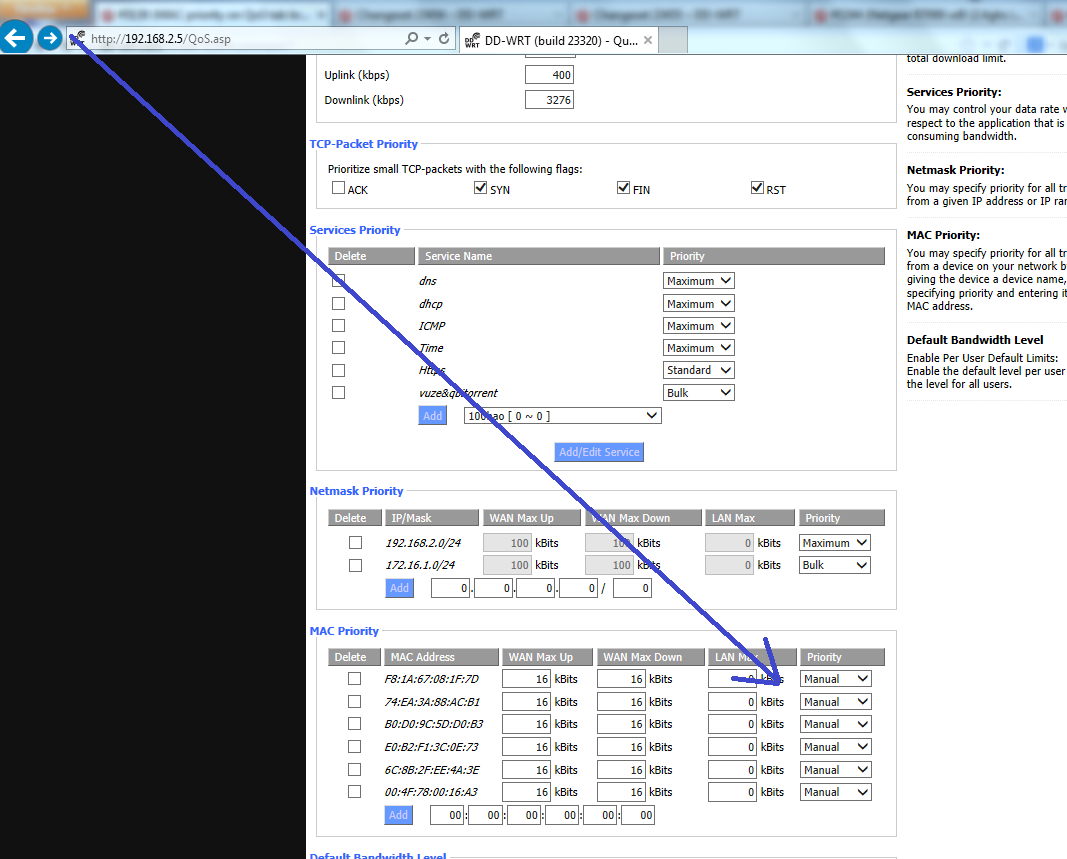How To Configure Your DD-WRT For Bandwidth Prioritization